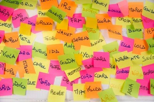 30 nomi femminili curiosi, ma carini
