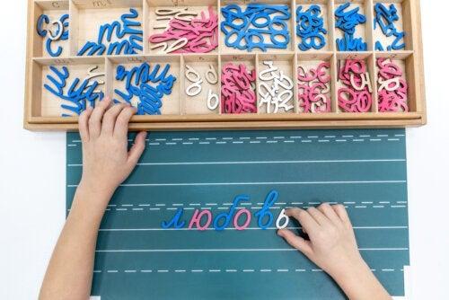 Differenze tra le pedagogie Montessori e Waldorf