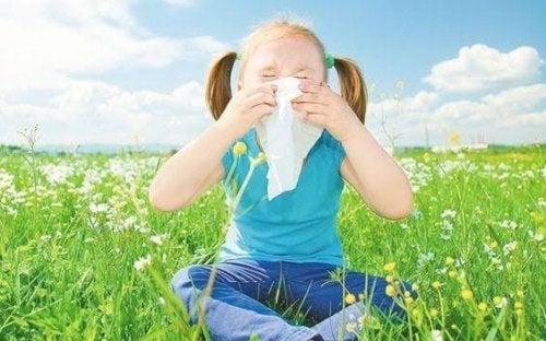 Come prevenire le allergie nei bambini