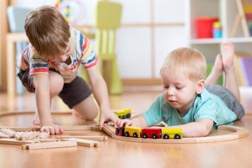 Il gioco sensoriale: di cosa si tratta?