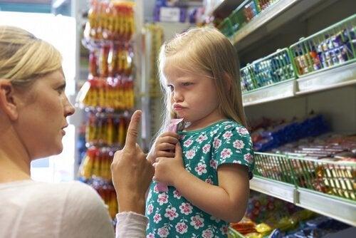 4 frasi per porre fine ai capricci dei vostri figli