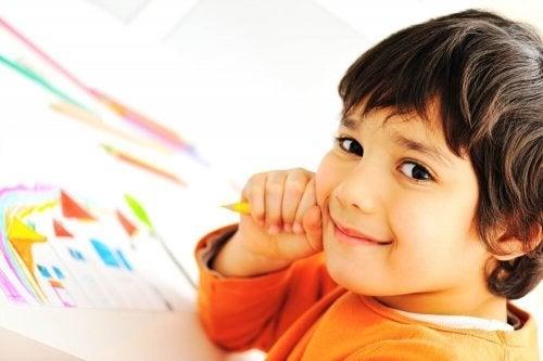 I disegni dei bambini: cosa possono rivelarci?
