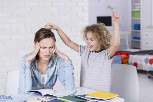 Bambini che crescono senza limiti: 5 conseguenze