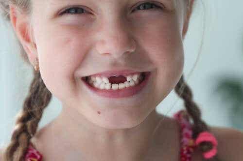 Qual è la funzione dei denti da latte?