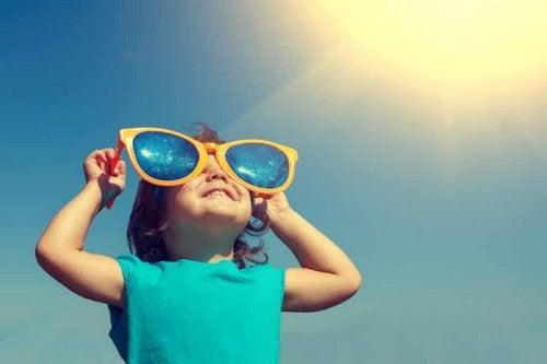 Occhiali da sole per bambini: cosa dovreste sapere